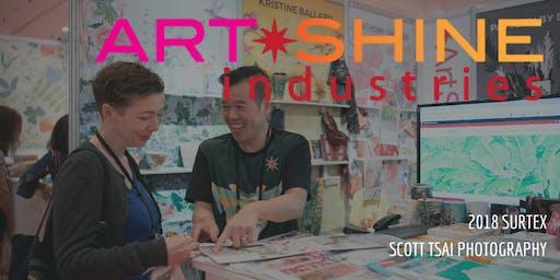 Art Licensing with ArtSHINE: Sell your art internationally. (Brisbane)