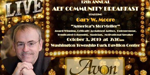 AEF 12th Annual Breakfast