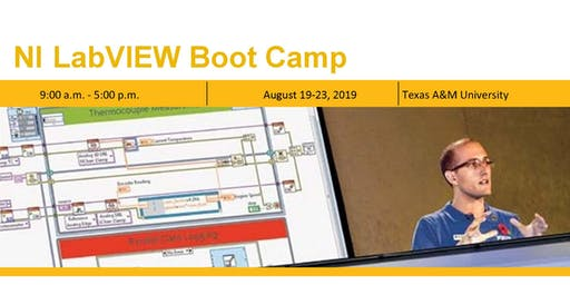 NI LabVIEW Boot Camp