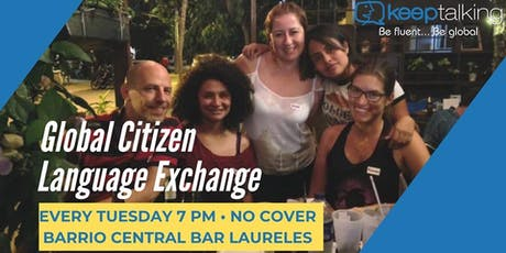 Global Citizens Language Exchange Laureles boletos