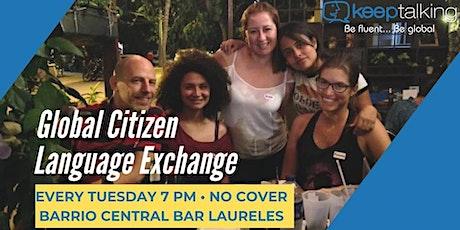 Global Citizens Language Exchange Laureles entradas