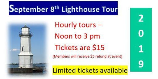 Lighthouse Tour Grosse Ile