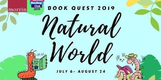 Book Quest: Closing Party / Fête de fermeture