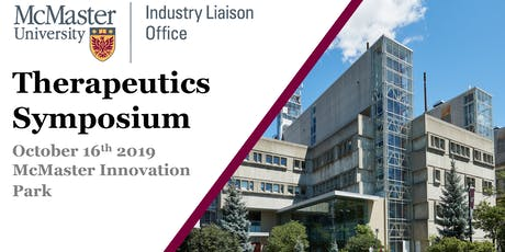 McMaster Therapeutics Symposium tickets
