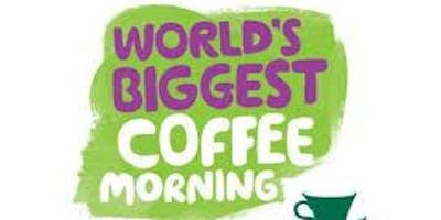 Leading Paws MacMillan Agility Coffee Morning
