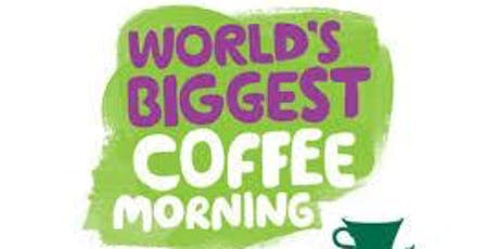 Leading Paws MacMillan Agility Coffee Morning  tickets