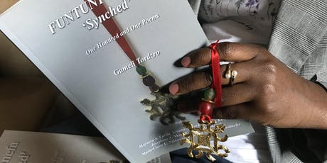 Funtunfunefu 'Synched' Book Launch tickets