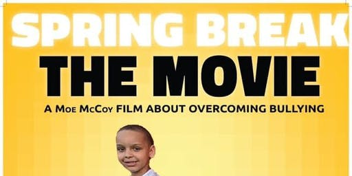 Spring Break Kids Movie Casting Event
