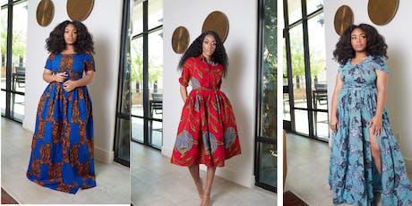 African Print Pop Up Shop - Oakland CA tickets