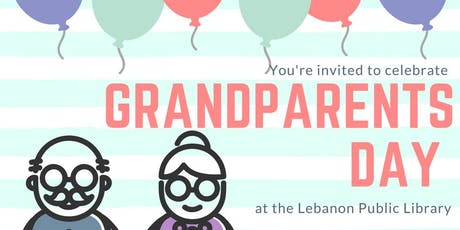 Grandparents Day Celebration tickets