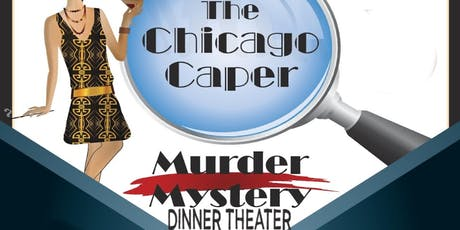 Murder Mystery Dinner Theater - Foothills Annual Fundraiser tickets