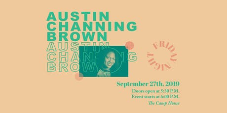 An Evening with Austin Channing Brown tickets
