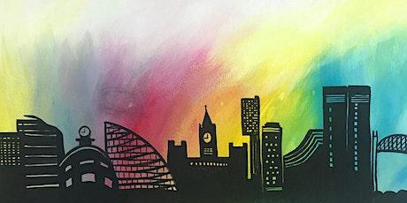 Paint Manchester! Manchester tickets