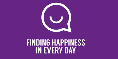 Boo - Inspiring Learning Series - FINDING HAPPINESS IN EVERY DAY