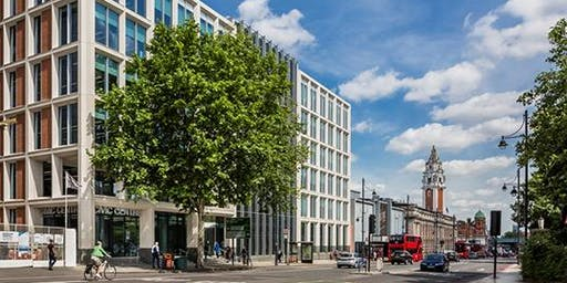 RIBA London Great British Buildings Tour: Lambeth Civic Centre and Town Hall