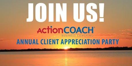 ActionCOACH Client Appreciation Party tickets