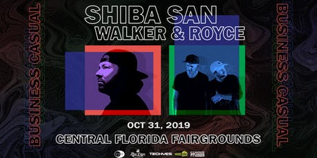 Shiba San x Walker & Royce Business Casual tickets