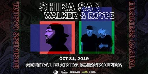 Shiba San x Walker & Royce Business Casual