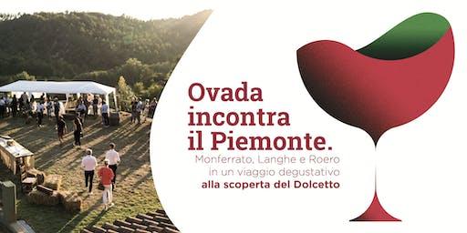 Ovada incontra il Piemonte