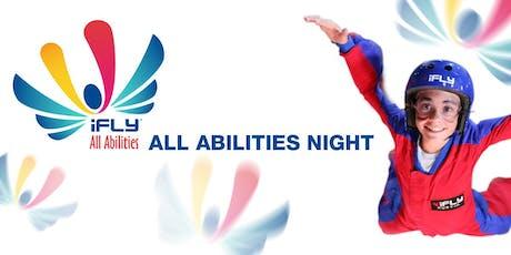All Abilities Night: September 24, 2019 tickets