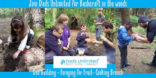 Dads Unlimited Bushcraft in the Woods
