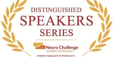Manatee Distinguished Speaker Series