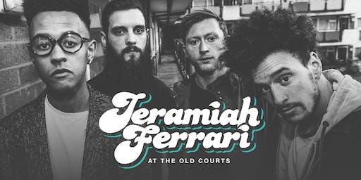 JERAMIAH FERRARI