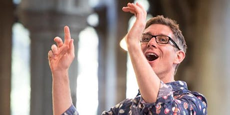 A Vocal Workshop By Alexander L'Estrange: You Can Sing...But Can you Swing? tickets