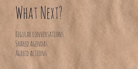 What Next? Durham - First Meeting tickets