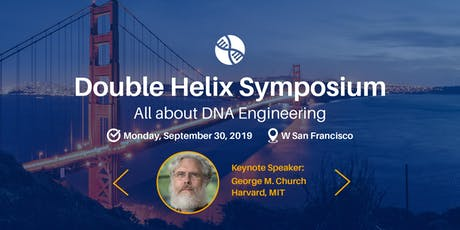 GenScript Double Helix Symposium 2019 tickets