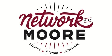 San Francisco: Network with Moore tickets