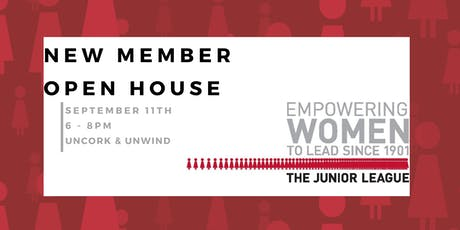 Junior League of Olympia New Member Open House tickets