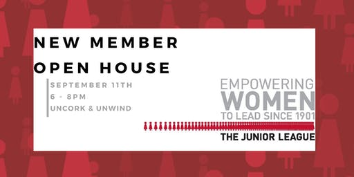 Junior League of Olympia New Member Open House