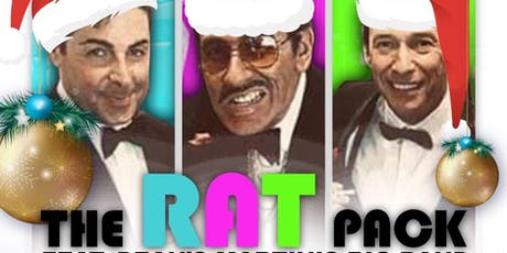 The Rat Pack Holiday Dinner Show & After Party tickets