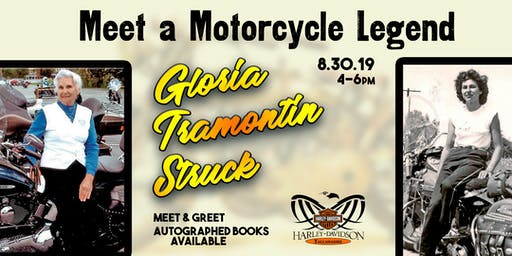 An Evening with Gloria Tramontin-Struck