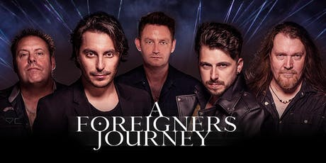 A Foreigner's Journey tickets