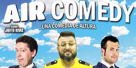 AIR COMEDY en Arganda del Rey (Madrid) entradas