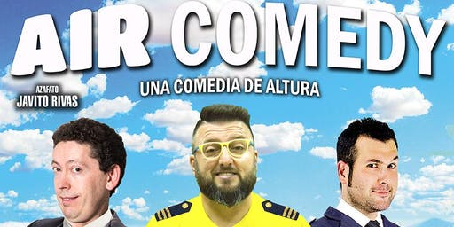 AIR COMEDY en Arganda del Rey (Madrid)