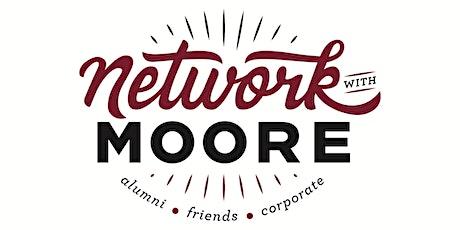 Atlanta: Network with Moore tickets