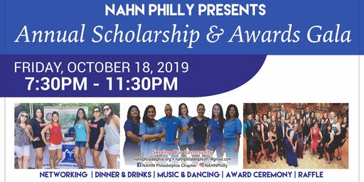NAHN Philly's Annual Scholarship & Awards Gala