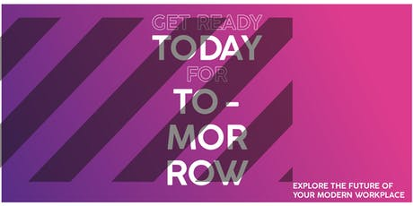 Get Ready Today for Tomorrow  tickets