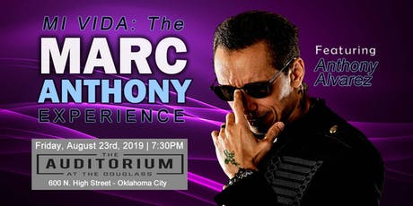 Mi Vida: The Marc Anthony Experience tickets