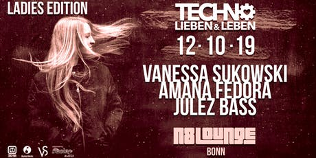 TLL N8Lounge/Bonn Ladies Edition w/Vanessa Sukowski Tickets