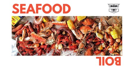 1st Annual Seafood Boil tickets