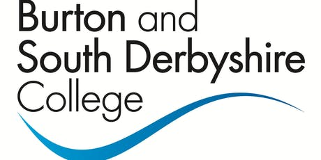 Burton and South Derbyshire College Open Day tickets