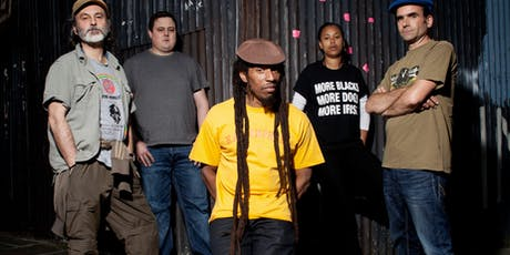 The 17th London African Music Festival presents BENJAMIN ZEPHANIAH AND REVOLUTIONARY MINDS  tickets