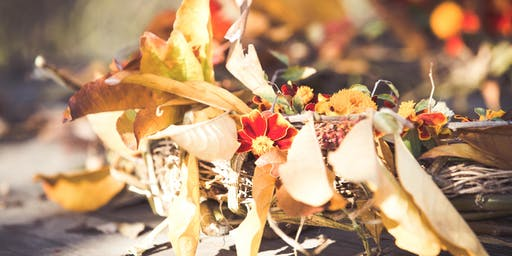 Autumn Wreath Making