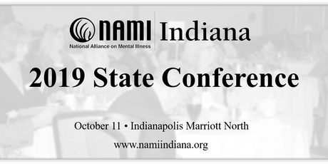 NAMI Indiana 2019 State Conference tickets