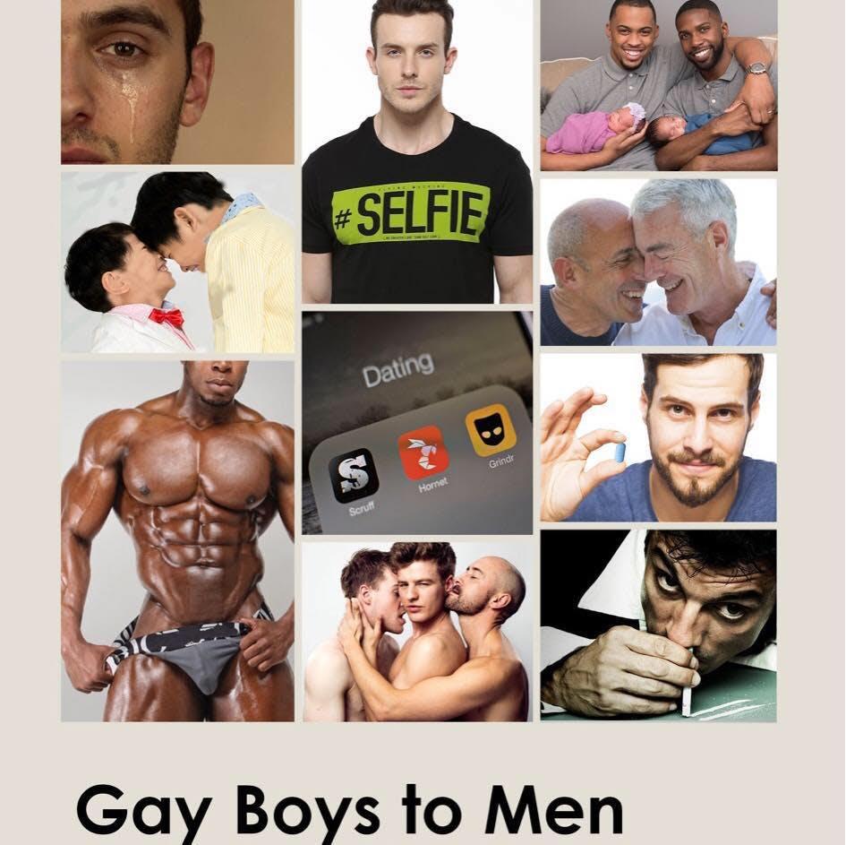 Gay Boys To Men Workshop (Antwerp)