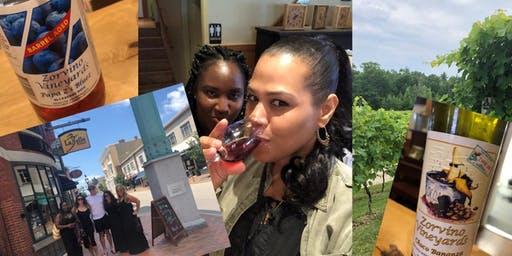 Wednesday Express  Seacoast Wine Tour with Daisy